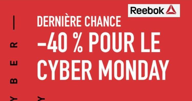 Cyber Monday Reebok