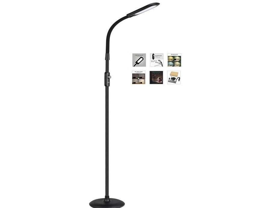 Lampe sur pied LED Aukey