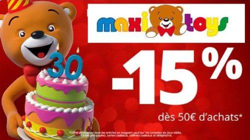 Maxi Days de Maxitoys