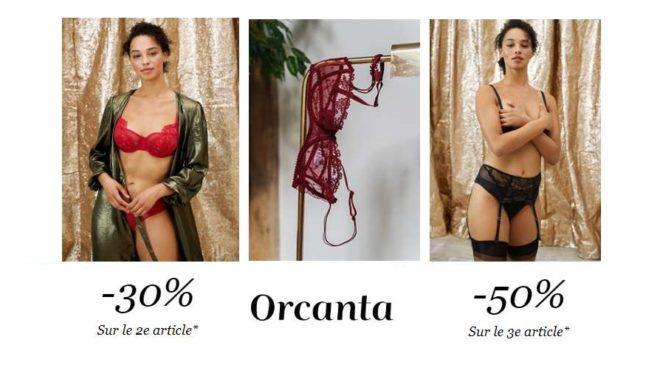 Promo Noël Orcanta