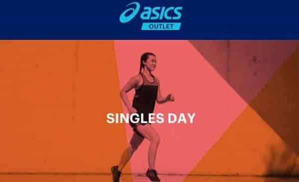 Single's Day Asics