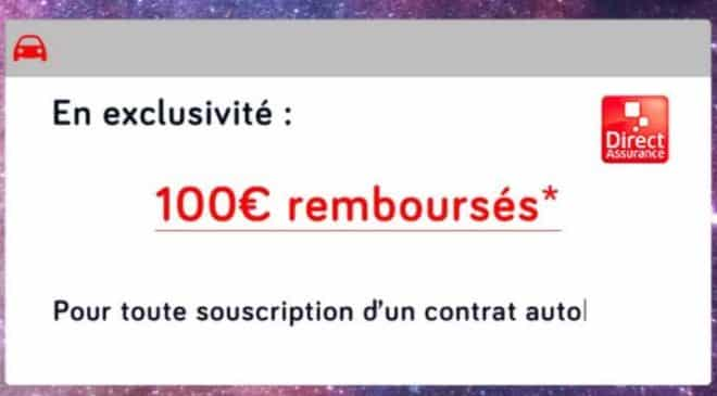 Vente Privée Direct Assurance
