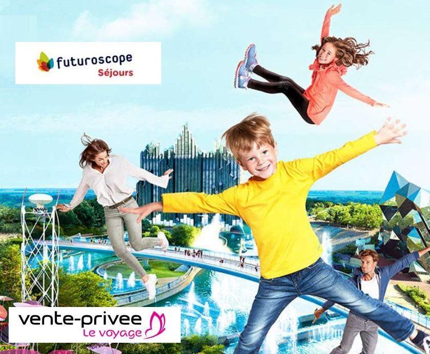 Vente privée Séjour Futuroscope