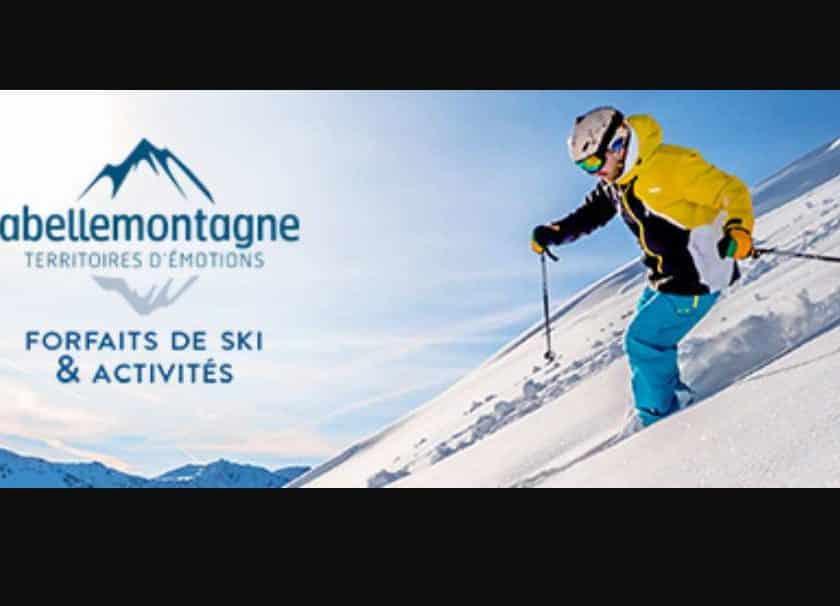 Vente privée de forfaits de ski moins chers