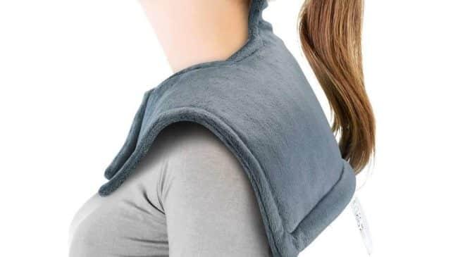 appareil chauffant pour nuque et épaules Omorc