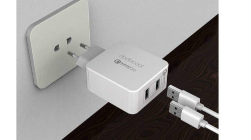chargeur double USB Dodocool charge rapide