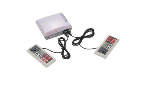 console mini NES retro replique 620 jeux inclus