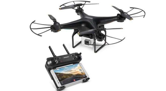 mini-drone camera Wi-fi GoolRC T106 pas cher