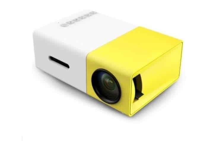 mini projecteur de maison Excelvan YG300 pas cher