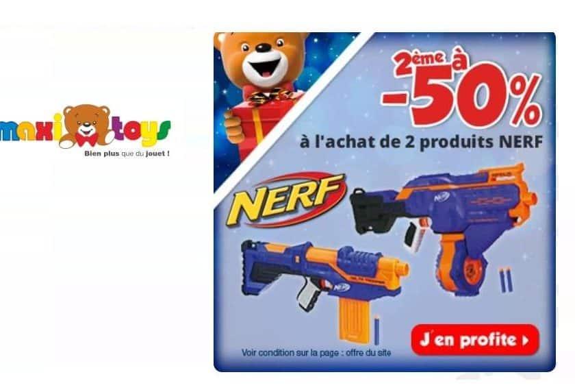 Pistolet Nerf Elite Sharpfire à 10,83€ au lieu du double - Bons ... cfe158109f3