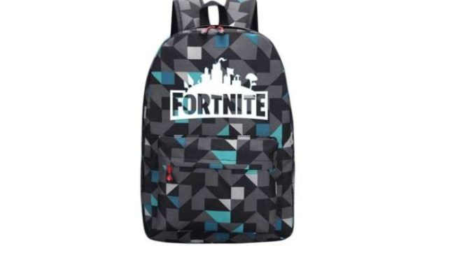 sac à dos Fortnite 35L (45cm) phosphorescent