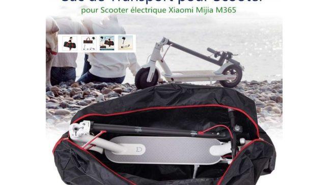 sac de rangement pour trottinette électrique Xiaomi M365