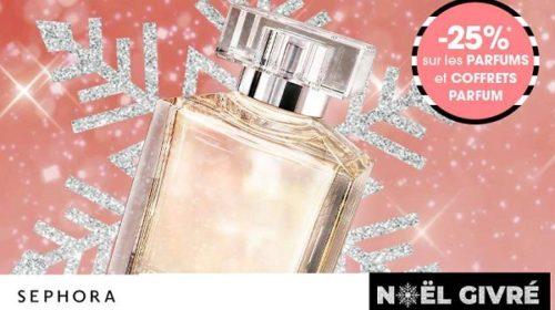 25% De Remise Sur Les Parfums Et Coffrets Parfum Sur Sephora