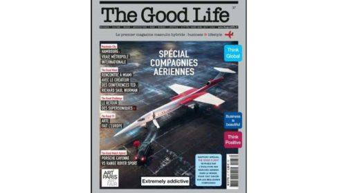 Abonnement magazine masculin The Good Life pas cher