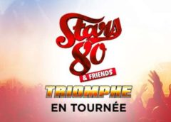 Billet Stars 80 & Friends pas cher