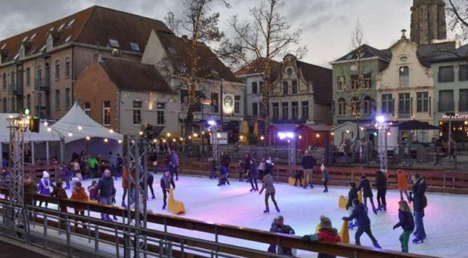 Billet pas cher Patinoire du village de Noël Montpellier