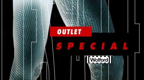 Collants, bodys et lingerie Wolford à -70%