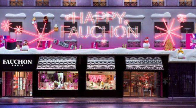 Livraison Chronopost gratuite sur Fauchon