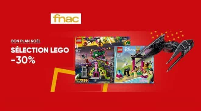 Offre Lego sur la FNAC