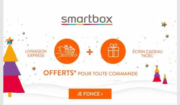 Offrez une SmartBox pour Noel