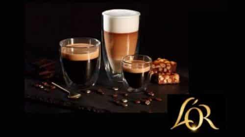 Remise de 35% sur les cafés L'OR