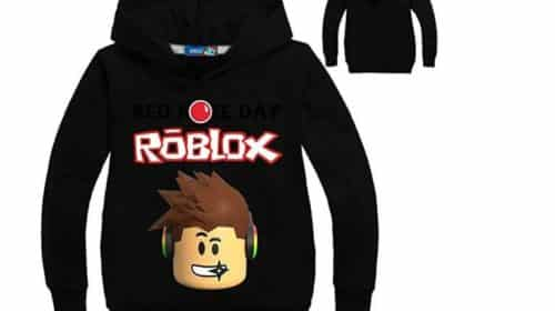 Sweat-Shirt à Capuche Roblox (garçon ou fille)