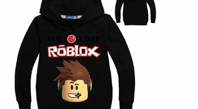 Sweat-Shirt à Capuche Roblox (garçon ou fille)