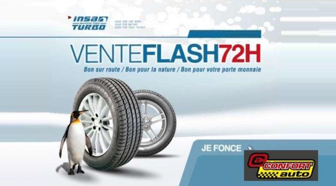 Vente Flash pneus INSA TURBO moins chers