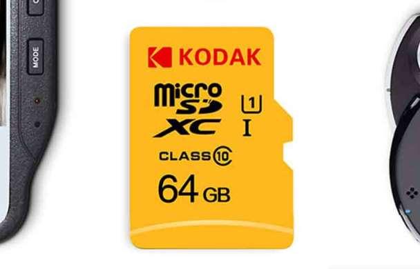 Vente flash carte micro SD 64Go Kodak U1