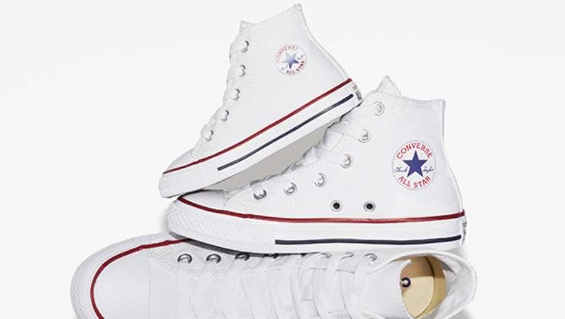 Vente privée Converse = 30% de remise sur la boutique en ligne