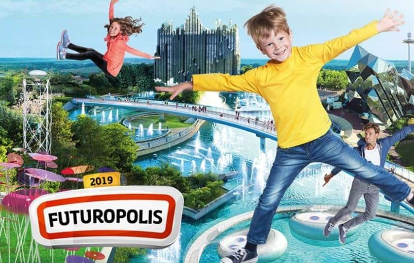 Vente privée billetterie Futuroscope