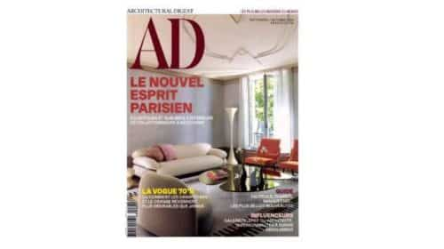 Abonnement Au Magazine Ad Architectural Digest