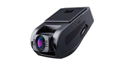 caméra de voiture Dashcam Full HD - vision nocturne - grand angle - détecteur mouvement Aukey