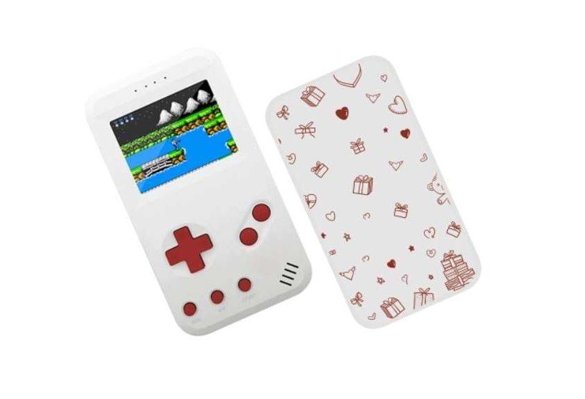 console portable retro JP01 avec 299 jeux