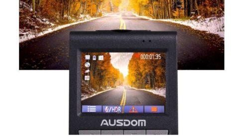 dashcam Full HD Ausdom