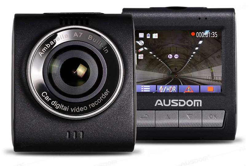 dashcam Full HD Ausdom + carte SD 16Go