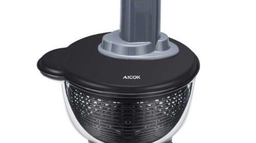 essoreuse à salade électrique Aicok 4 litres pas chere