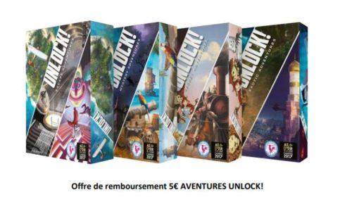 jeu aventure UNLOCK ! de Asmodé acheté