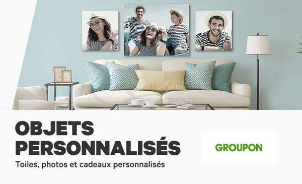 Remise Sur Les Produits Personnalisés Groupon