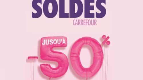 Catalogue des soldes Carrefour 2019