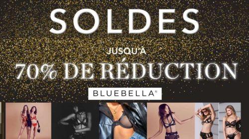Dernière démarque lingerie Bluebella