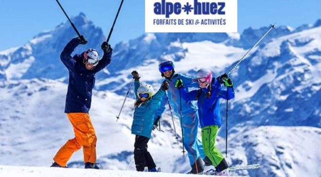 Forfait ski Alpe d'Huez pas cher