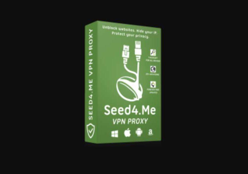 GRATUIT Abonnement VPN Seed4 gratuit