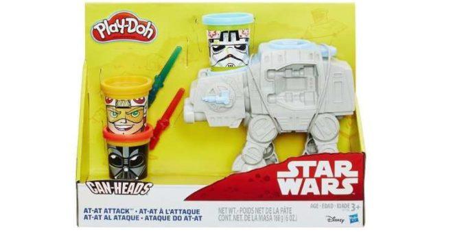 Pâte à modeler Play-Doh Star Wars At-At pas cher