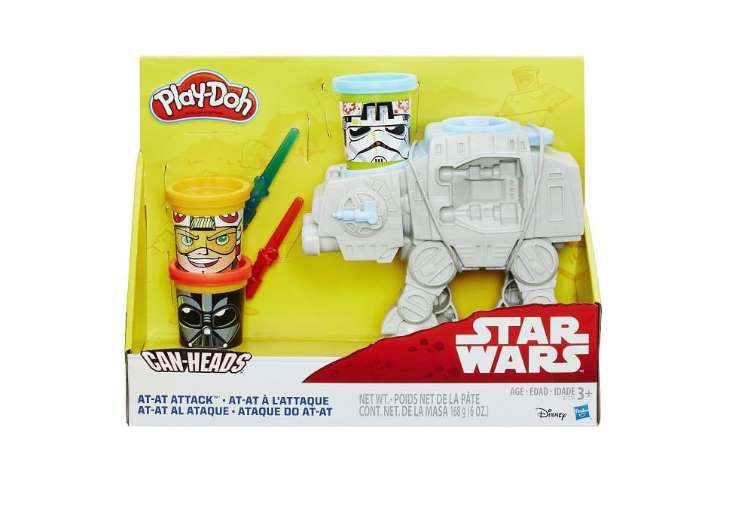 Pâte à modeler Play-Doh Star Wars At-At pas cher