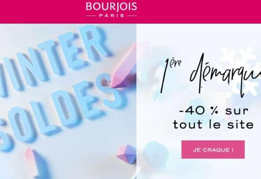 Soldes Bourjois Paris