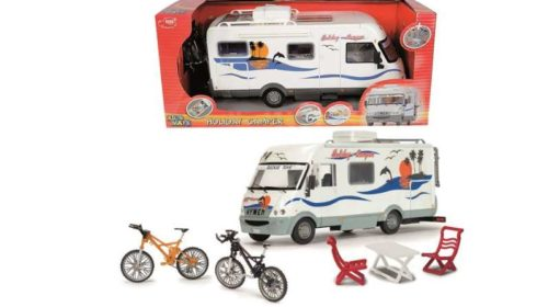 Soldes camping-car Holiday Camper Dickie 44cm