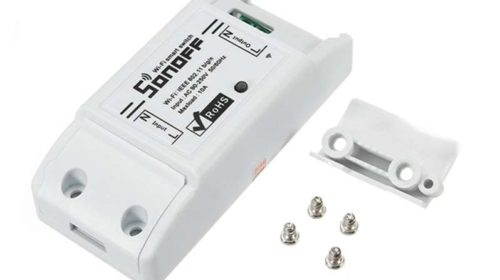 Switch WiFi Sonoff ITEAD 10A 2200W