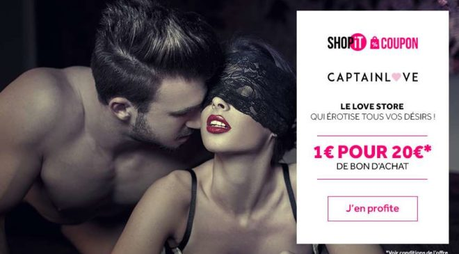Vente Privée Captain love