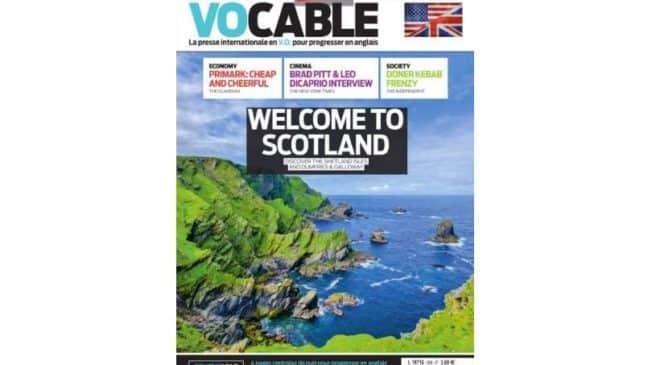 abonnement à Vocable Anglais 12 numéros